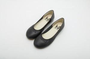 【公式】レディース靴の通販 shop kilakila(キラキラ)本店 本革レザーのローヒールパンプス