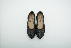 【公式】レディース靴の通販 shop kilakila(キラキラ)本店 日本製(国産)●とんがりつま先メッシュぺたんこパンプス